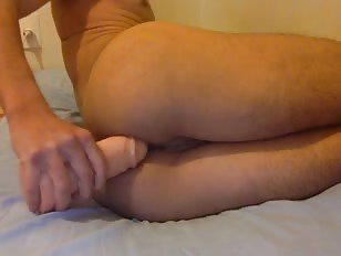 First Time Anal Play For Lil Slut