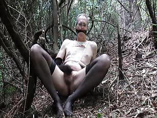 Naughty CD Gaged Jerks Outdoor