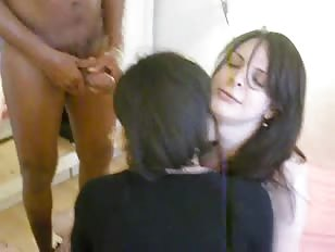 Girl and CD Share Hard Dick
