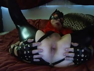 Catwoman Getting Horny