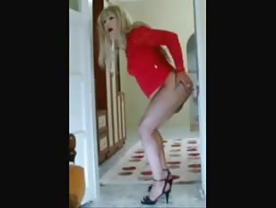 Lovely Trvsuzan Home Alone and Naughty