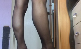 my sexy stockings photo