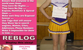 Sissy  Exposed
