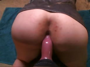 POV with Dildo