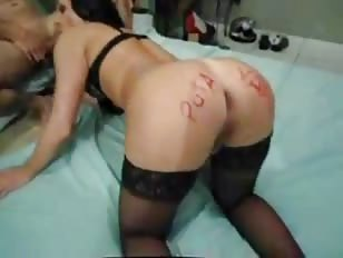 Amateur Tgirl Submissive Fucked