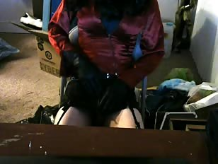 CD Nethanya Playing on Cam in One of Her Outfits