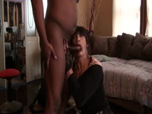 Sucking Black Dick and Getting Fucked