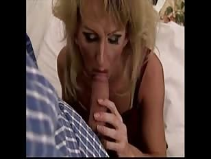 Naughty Mature Crossdresser Sucking
