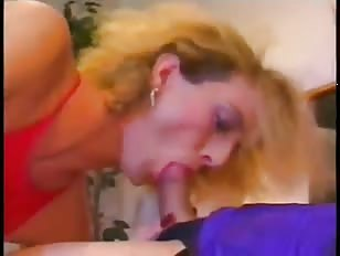 Horny CD Couple Sucking Dicks